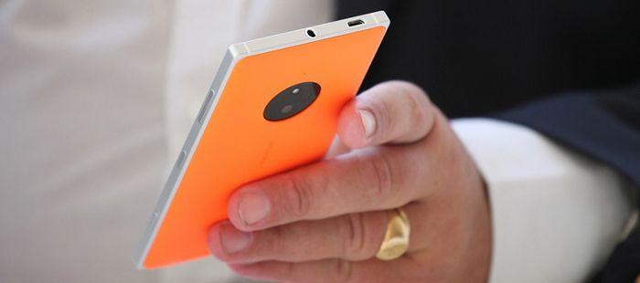 Новая информация о долгожданных флагманских смартфонах Microsoft Lumia