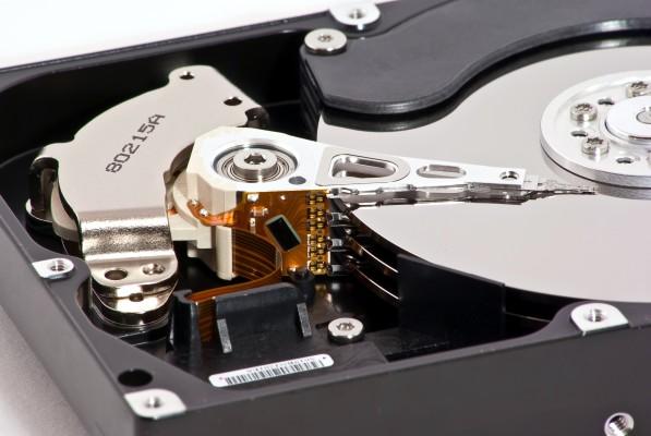 Не определяется жесткий диск