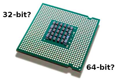 Всё о переходе на 64-битную операционную систему