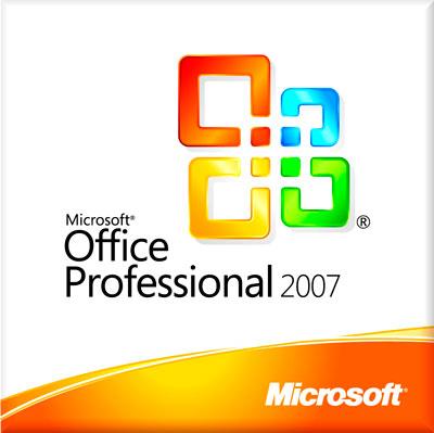 Открыть файл Microsoft Office 2007