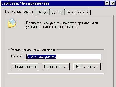 Очистка диска C