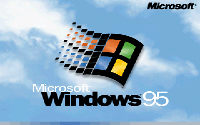 Windows 95 (1995)