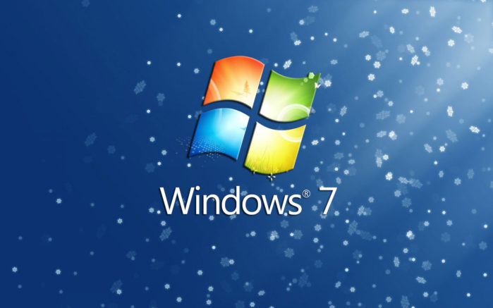 Windows 7 (2009)