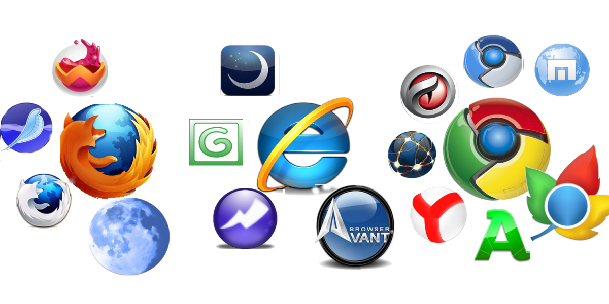 Интернет-браузеры: возникновение и популярные возможности