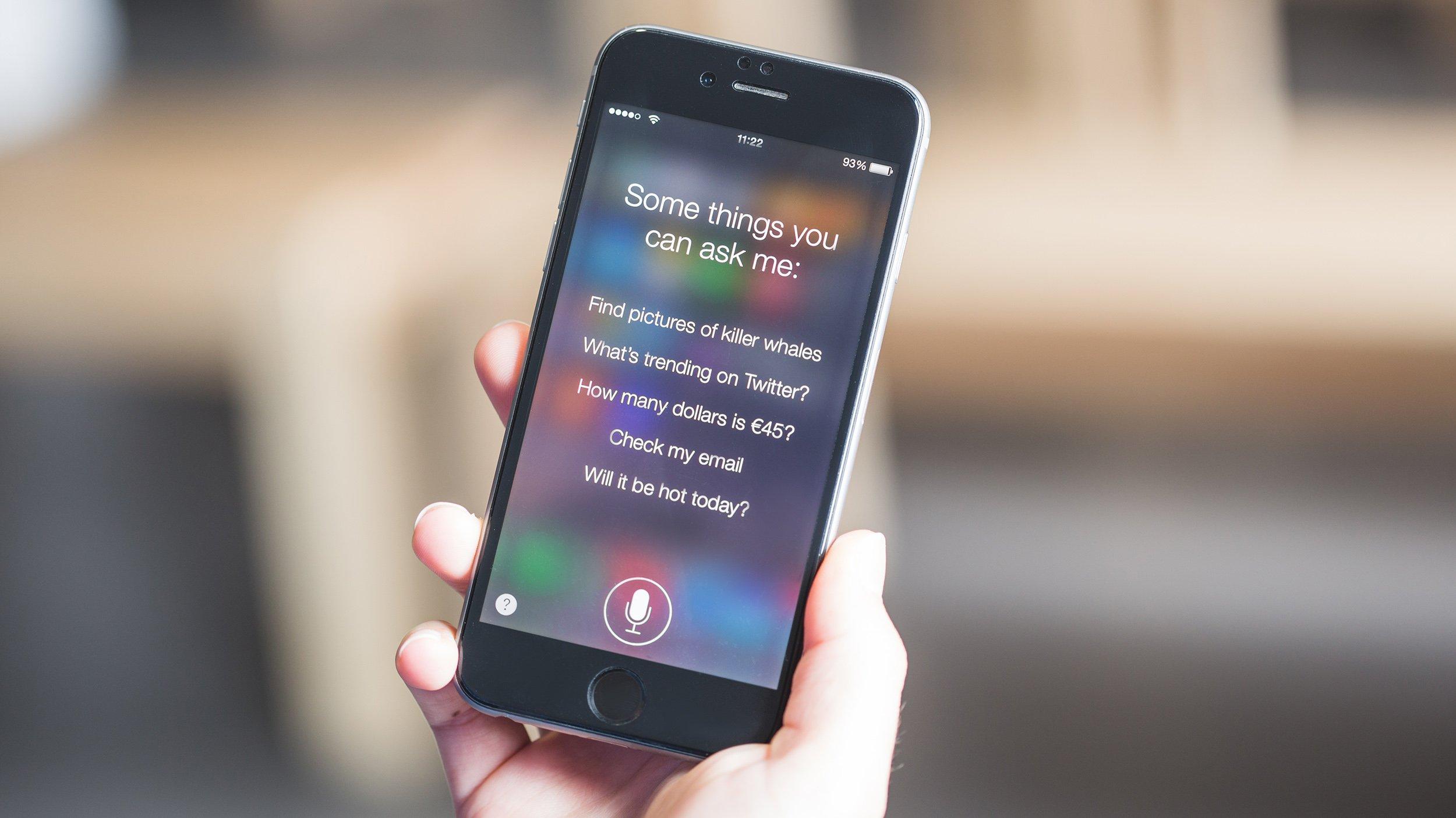 Apple рассказала о достижениях Siri