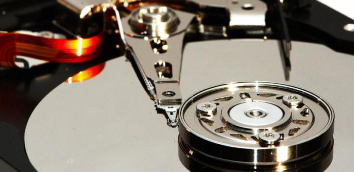 освободить место на жестком диске в Windows