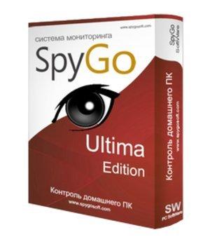 SpyGo - программа для слежения за компьютером