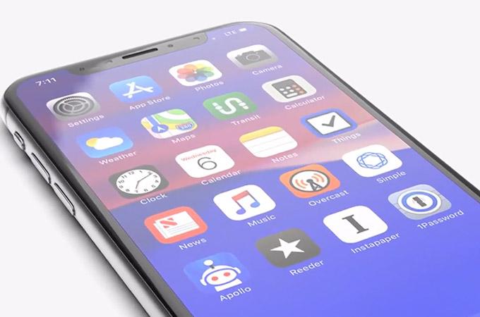iPhone X Plus 2018