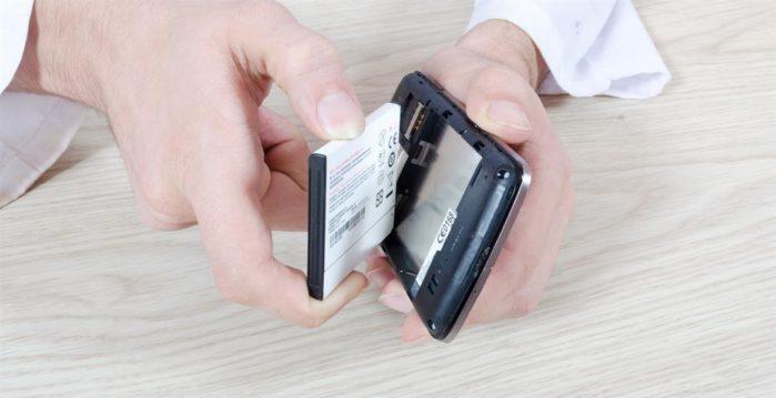 Проверить аккумулятор на смартфоне