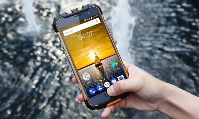 Защищенные телефоны и смартфоны