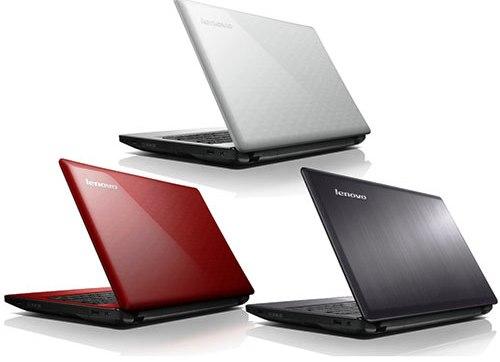 ноутбук IdeaPad Z580