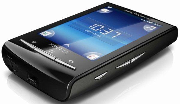 Обзор Sony Ericsson X10 mini