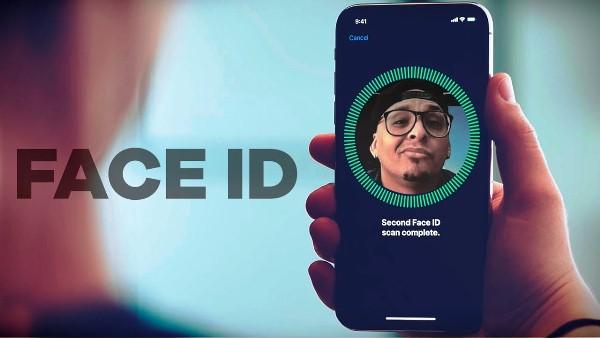 система распознания лица Face ID