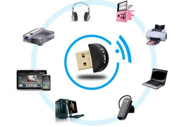 Bluetooth на компьютере