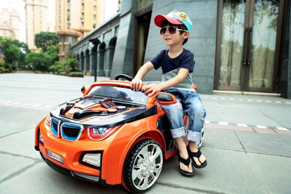Ремонт детских электромобилей в TotalService
