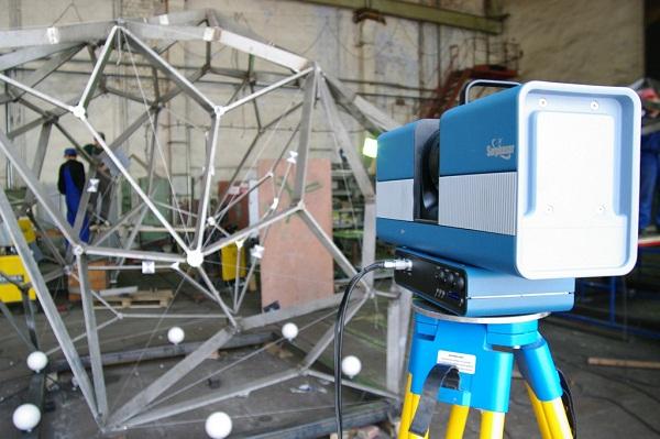 Профессиональные и промышленные 3д сканеры в работе