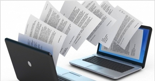 Как передать большой файл через интернет