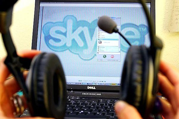 в Скайпе не работает микрофон