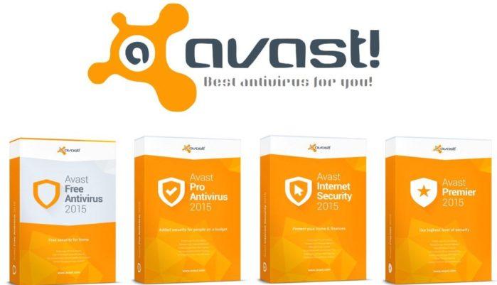 Скачать и установить бесплатный антивирус Avast