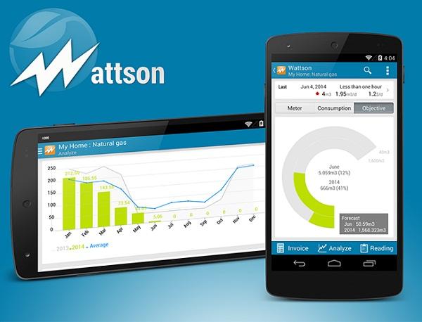 приложение Wattson