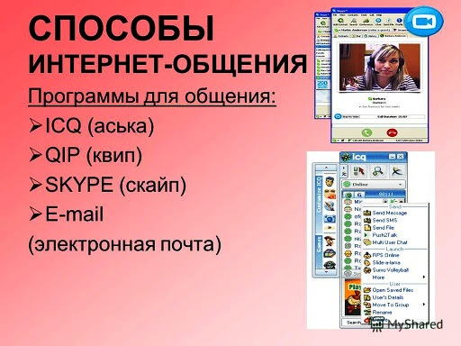 Лучшие программы для мгновенного обмена сообщениями