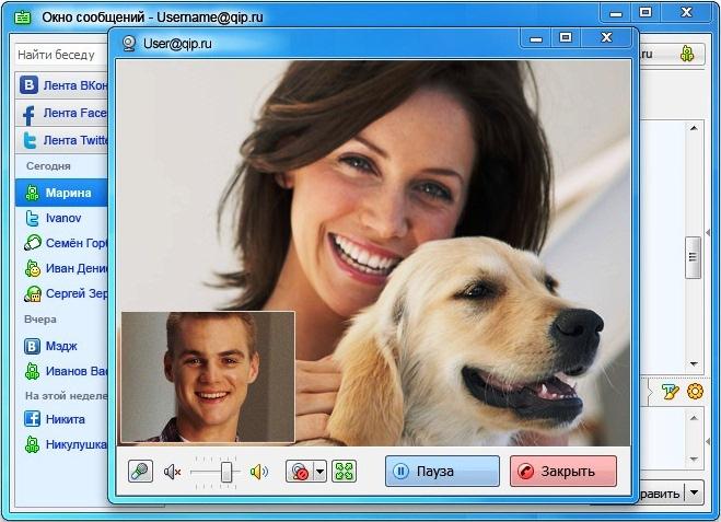 ICQ для Windows