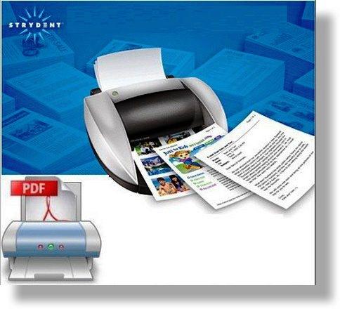 Лучшие виртуальные принтеры PDF
