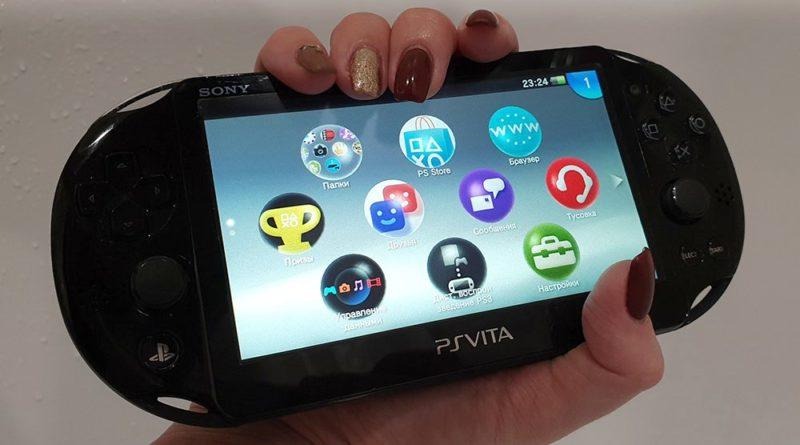 Что такое PlayStation Vita