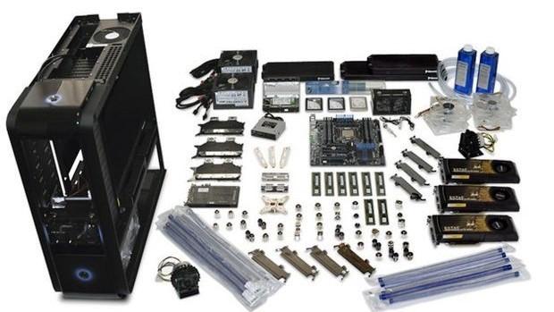 Комплектовка системного блока