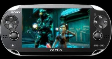 Проект Bioshock для PlayStation Vita