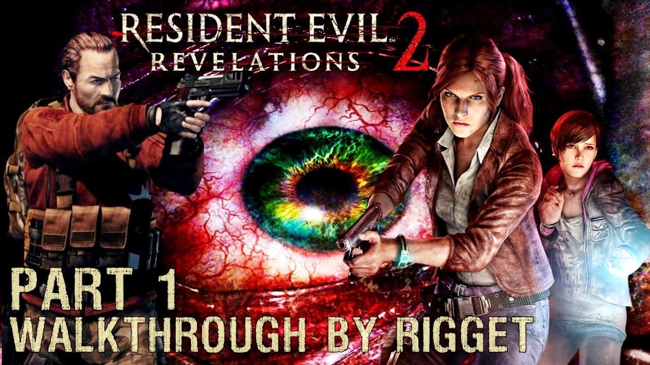Игра Resident Evil: Revelations 2