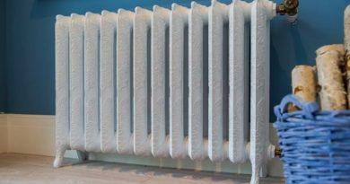 Чугунные радиаторы и их преимущества