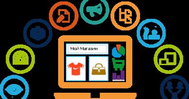 Этапы разработки интернет магазина