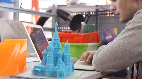 Использование 3D-принтеров