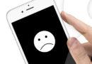 Почему на iPhone не работает экран и что с этим делать