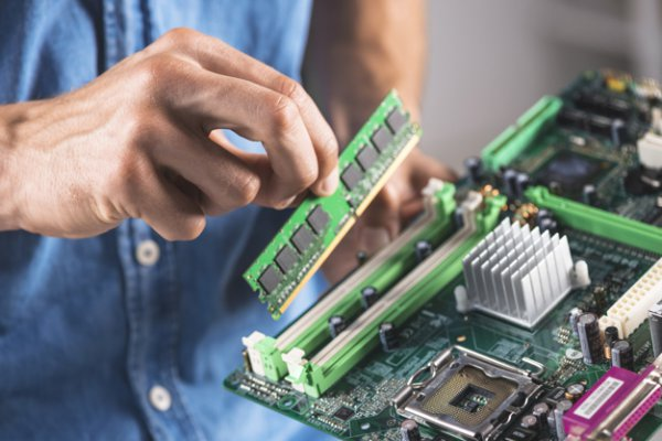 оперативная память в ноутбуке