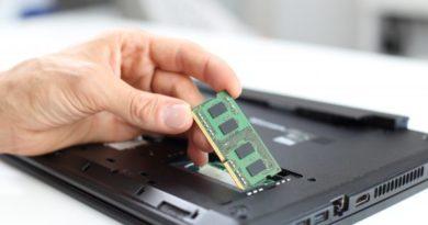 увеличить оперативную память на ноутбуке