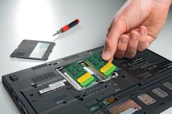 Выделенная операционная память для ноутбуков