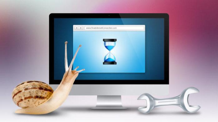 долго грузится браузер и видео