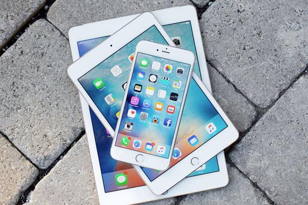 Преимущества техники Apple