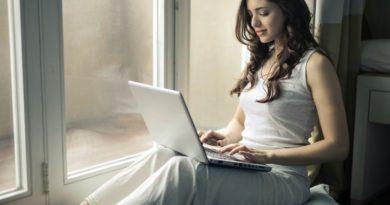 Женский ноутбук