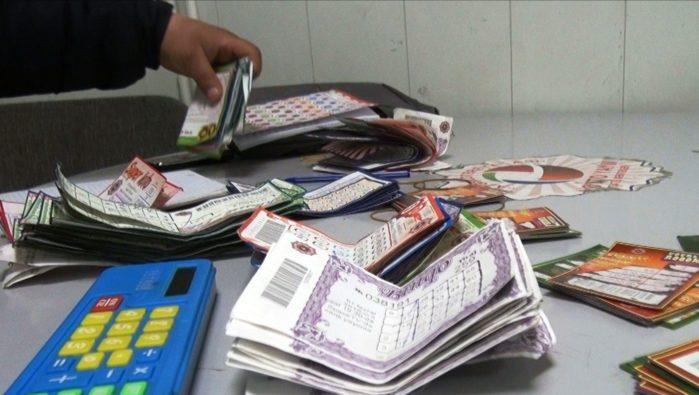 Мошенничество в лотерее