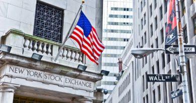 Североамериканская биржа – New York Stock Exchange